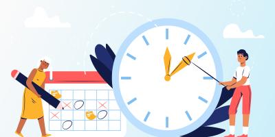 Как рассчитать среднее время обработки звонка?